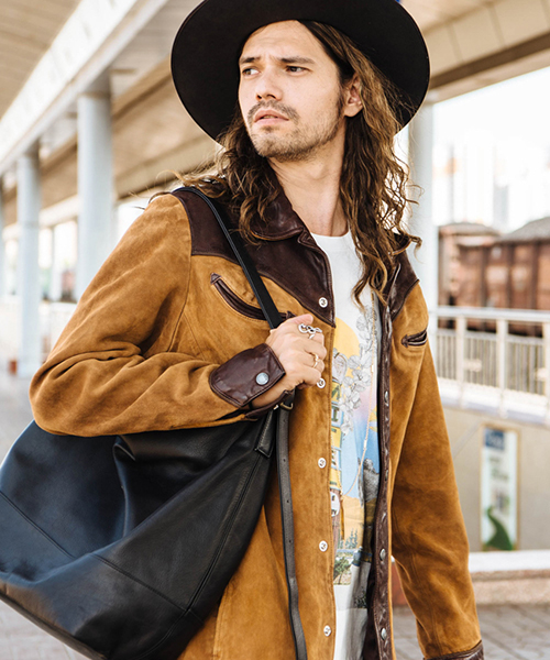 【glamb(グラム)】【予約販売12月上旬~中旬入荷】Eldo tote bag-エルドトートバッグ(GB0418-AC18)