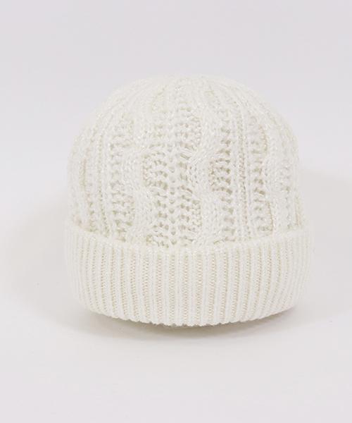 【AKM】WATCH ニット帽(G267-WOL025)