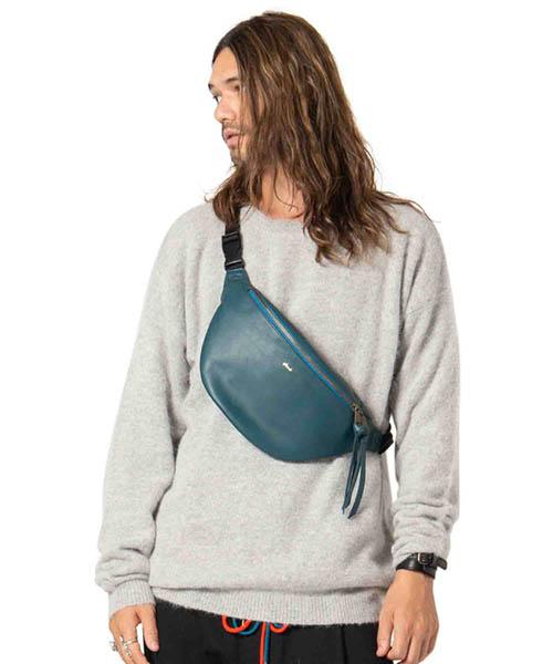 【glamb(グラム)】【予約販売12月下旬~1月上旬入荷】Blank angola knit-ブランクアンゴラニット(GB0418-KNT16)