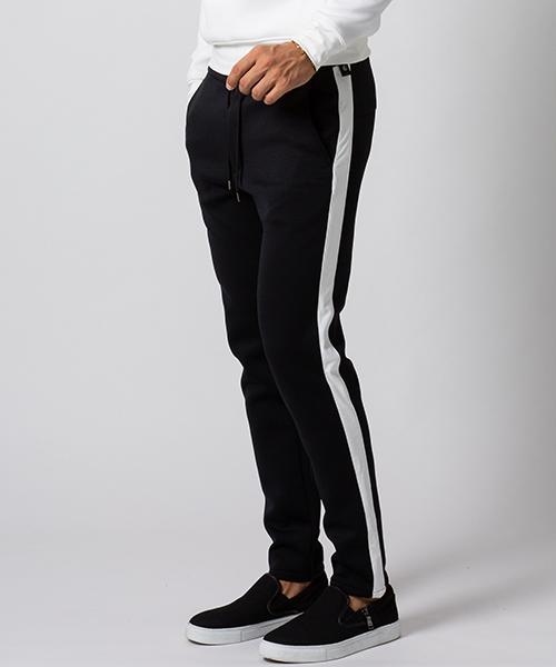 【wjk】【予約販売2月上旬~中旬入荷】side line pants パンツ(5895 lj89m)
