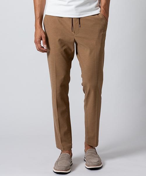 【wjk】【予約販売2月上旬~中旬入荷】easy linen slacks パンツ(5882 cf56m)