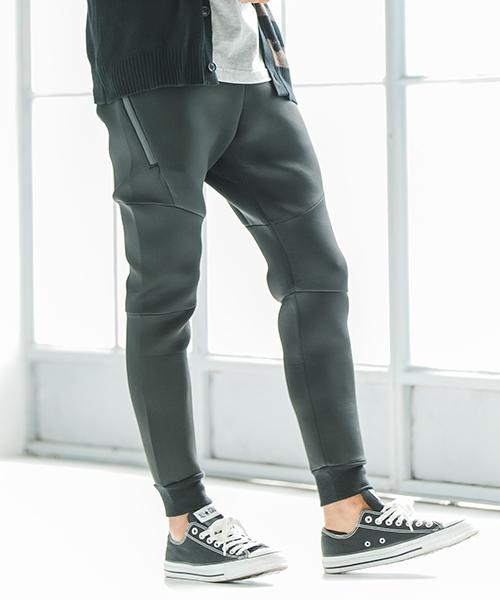 【CAMBIO(カンビオ)】【予約販売サイズ・カラーにより納期異なる】Chewy Cut Easy Pants イージーパンツ(CBPT38-013)