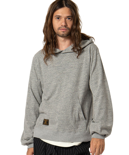 【glamb(グラム)】-Wilbar hoodie-ウィルバーフーディ パーカー(GB0418-CS11)