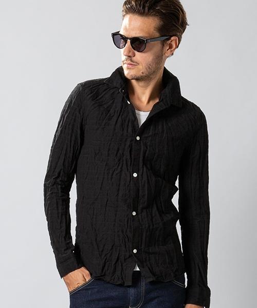 【wjk】simple shirt シャツ(4842 cl16m)