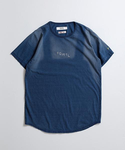 【FDMTL(ファンダメンタル)】SHASIKO TEE Tシャツ(FA19-IT20)