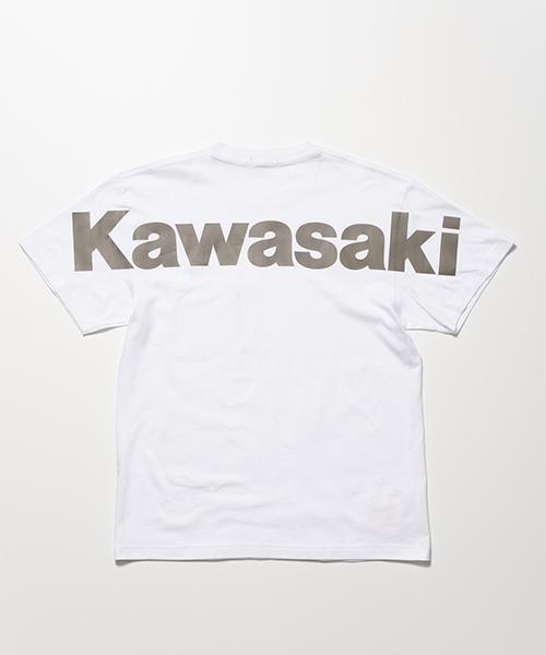 【SEVESKIG(セヴシグ)】【予約販売3月入荷予定】KAWASAKI × SEVESKIG S-SL 蓄光 T Tシャツ(CT-KW-KS-1005)