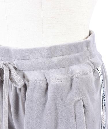 JOY RICH ジョイリッチSporty Velour Sweat Pants パンツ 1840102102BxQWrCode