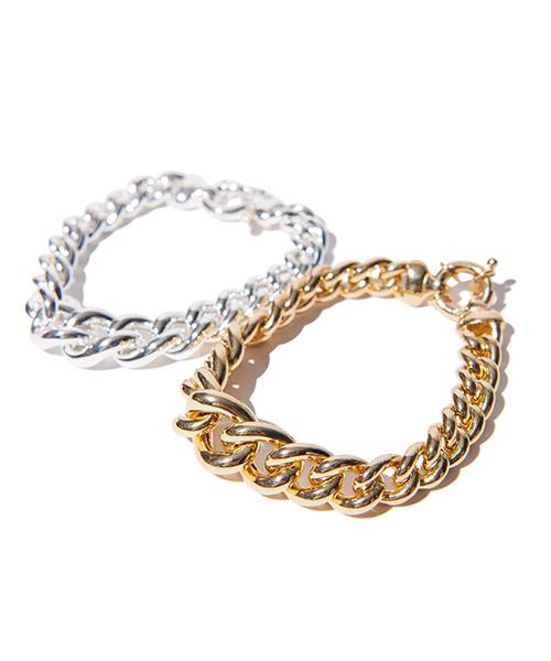 【glamb(グラム)】Olivia chain bracelet-オリビアチェーンブレスレット(GB0119-AC23)