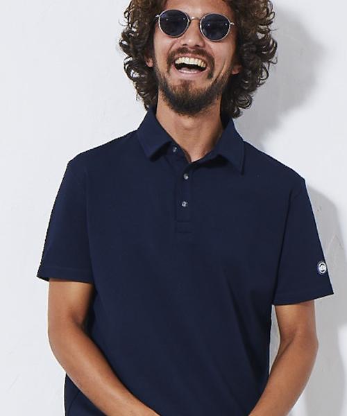【daboro(ダボロ)】【予約販売3月中旬~下旬入荷】polo shirt ポロシャツ(DTS056)