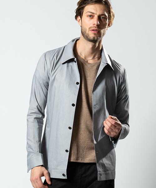 【wjk】【予約販売5月上旬~中旬入荷】coach shirt JKT ジャケット(2320 ct97n)