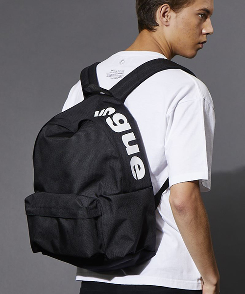 【attack the mind 7】【予約販売5月入荷予定】DAY PACK SIDE PRINTCORDURA ONLY BY DUPONT デイパック(ATMY005-NY01)