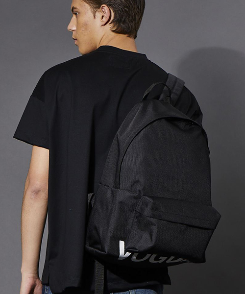 【attack the mind 7】【予約販売5月入荷予定】DAY PAC BOTTOM PRINT CORDURA ONLY BY DUPONT デイパック(ATMY006-NY01)