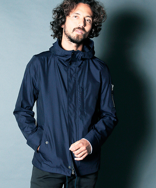 【Magine(マージン)】C-NY STAND HOOD SHORT MODS COAT ショートモッズコート(1914-25)