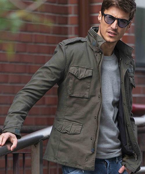 【wjk】【予約販売8月中旬~下旬入荷】M66 field jacket フィールドジャケット(1852 cs49p)