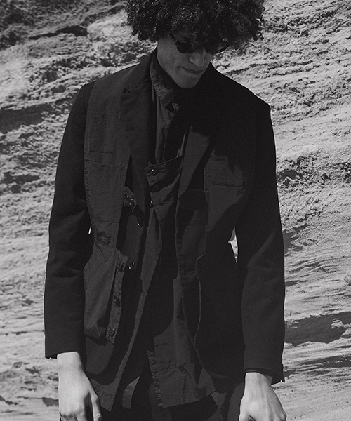 【MIHARAYASUHIRO】ShirtMilitary Flannel Jacket ジャケット(F03JK051)