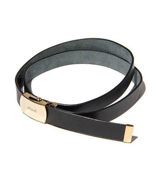 【glamb(グラム)】【予約販売5月上~中旬入荷】 Scott belt スコットベルト(GB0219-AC05)