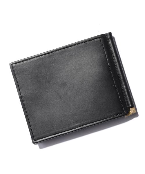 【MROLIVE(ミスターオリーブ)】【予約販売5月中旬~下旬入荷】HORWEEN CHROMEXCEL LEATHER -MONEY CLIP WALLET 財布(ME113H)