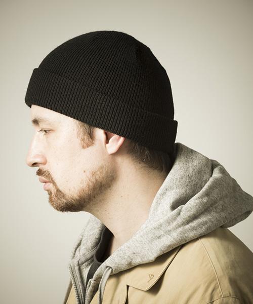 【Mighty Shine】【予約販売9月中旬~下旬入荷】CASHMERE SILK WATCH CAP ニット帽(1193012)