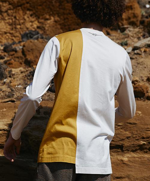 【MIHARAYASUHIRO】【予約販売8月入荷予定】Layered Front Long T-shirt Tシャツ(F03LT111)