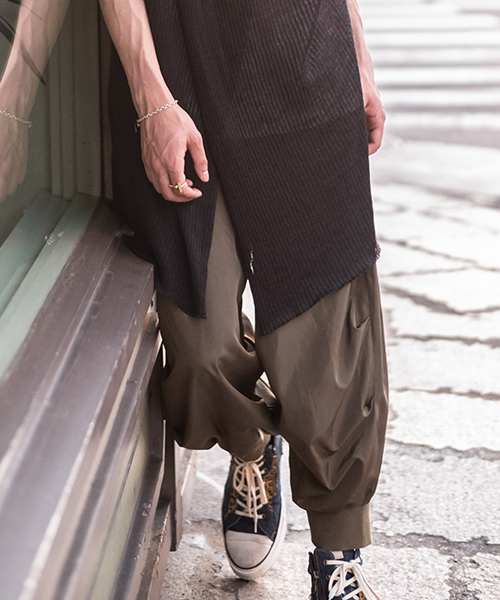 【glamb(グラム)】【予約販売6月下~7月上旬入荷】 Santee pants サンティパンツ(GB0219-P14)