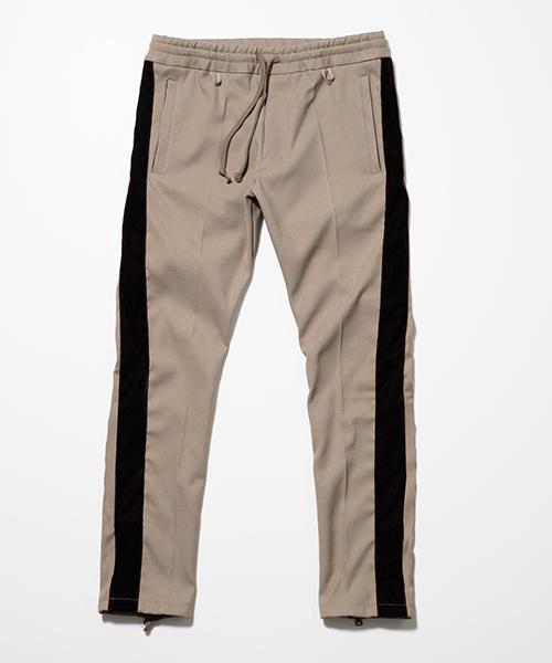 【SEVESKIG(セヴシグ)】【予約販売9月入荷予定】STAPRE PANTS パンツ(PT-SV-KA-1010)