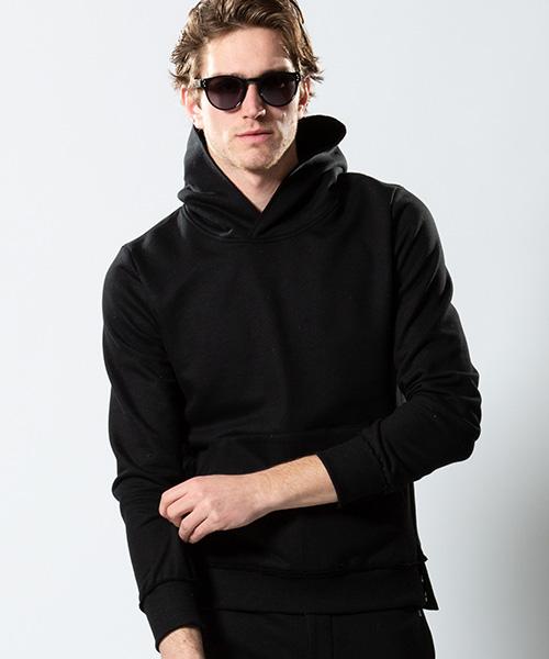 【wjk】【予約販売9月上旬~中旬入荷】flat hook pullover parka パーカー(2949 mj64p)