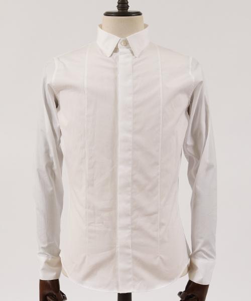 【junhashimoto(ジュンハシモト)】DRESS SHIRTS シャツ(1061910014)