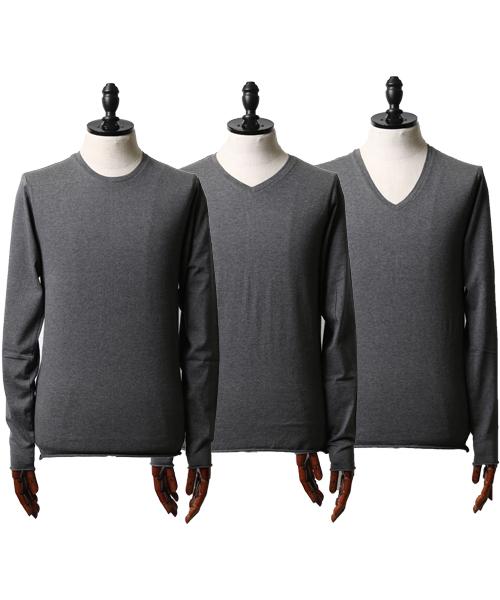 【wjk】【予約販売9月上旬~中旬入荷】3in pack-T Tシャツ(9925 pk03p)