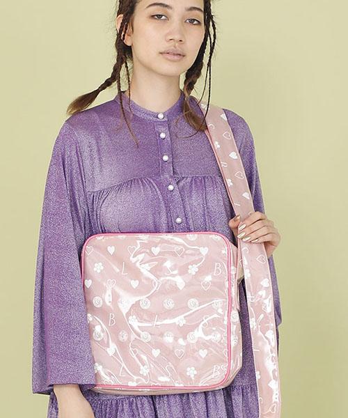 【Little sunny bite(リトルサニーバイト)】【予約販売4月入荷予定】LSB original hemp shoulder bag ショルダーバッグ(LSB-LG-149L)