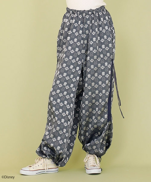 【Little sunny bite(リトルサニーバイト)】LSB original Kermit nylon pants ナイロンパンツ(LSB-LPT-153L)