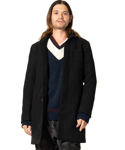 【glamb(グラム)】Fleur melton coat フラーメルトンコート(GB0319-JKT04)