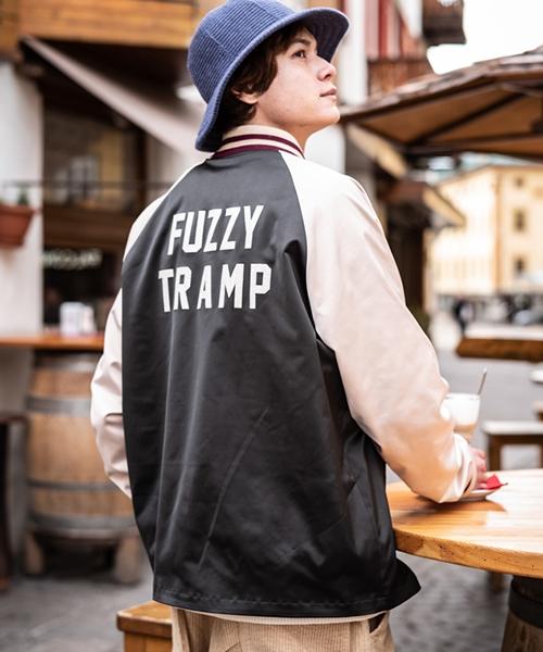 【glamb(グラム)】FUZZY TRAMP JKT ファジートランプジャケット(GB0319-JKT09)