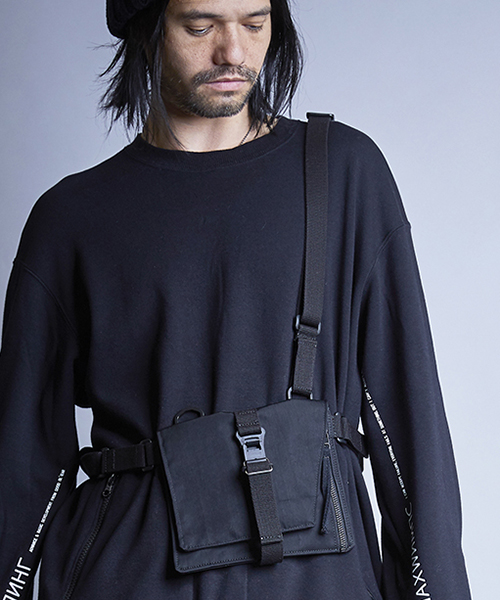 【EGO TRIPPING(エゴトリッピング)】SOLDIER POUCH バッグ(693550)