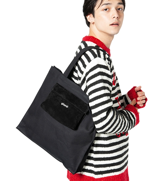 【glamb(グラム)】Taska tote bag タスカトートバッグ(GB0419-AC03)