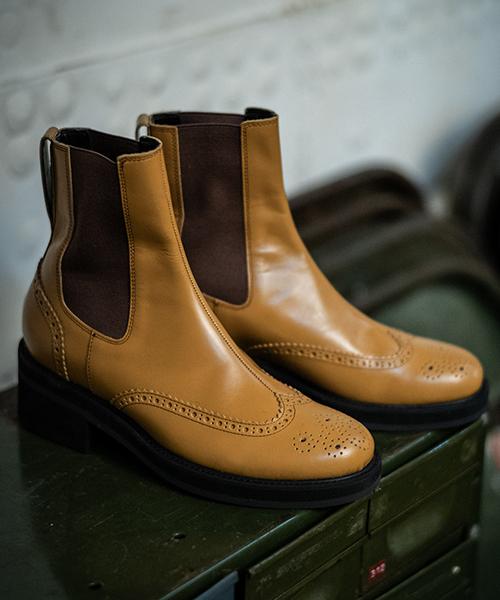 【glamb(グラム)】Gotha boots ゴータブーツ(GB0419-AC07)