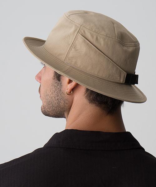 【Racal(ラカル)】Hyde mesh bucket hat ハット(RL-20-1083)