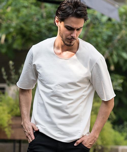 【wjk】pin-tuck loose-T Tシャツ(7922 lj82q)