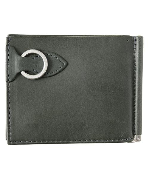 【NO ID.(ノーアイディー)】カウレザーコンパクトウォレット 財布(845088-232R)