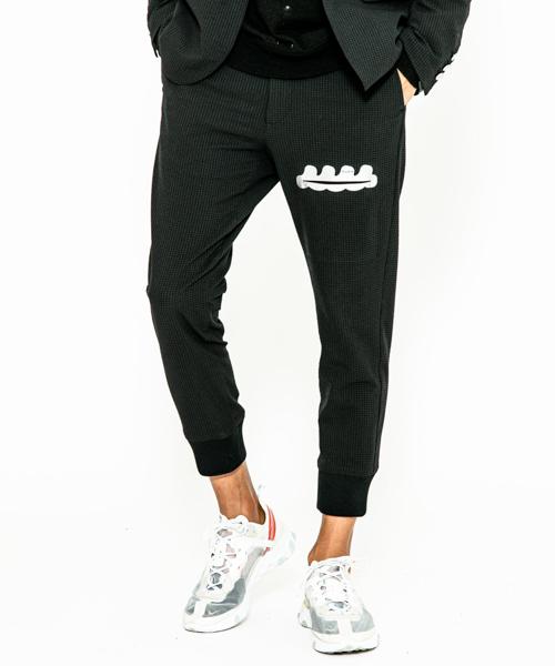 【ACANTHUS(アカンサス)】muta trimming pocket pants パンツ(MA2002)