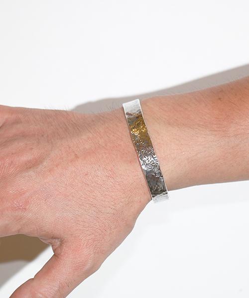 【VIVIFY(ビビファイ)】【予約販売ご注文から1ヶ月後出荷】Gold Patch Bangle(Arabesque) バングル(VFB-160)