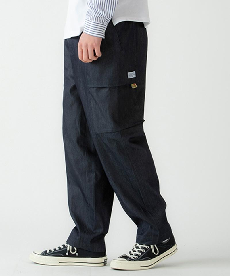 【rehacer(レアセル)】Shade Tuck Cargo Pants パンツ(1200500016)