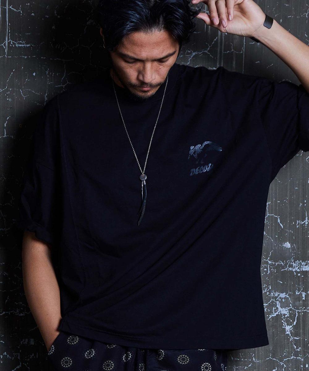 【EGO TRIPPING(エゴトリッピング)】【予約販売5月中旬~下旬入荷】EGO×DECOY S.H.P. TEE Tシャツ(D63650)