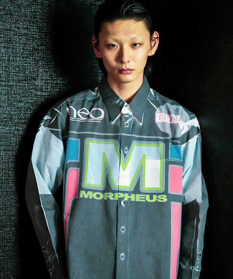 【TENDER PERSON(テンダーパーソン)】BMX HARD PRESSED SHIRTS シャツ(SF-TO-3233-B)