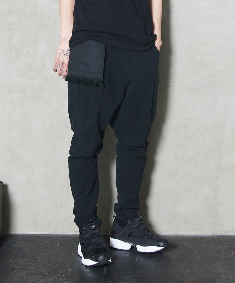 【STORAMA(ストラマ)】Sacoche skinny pants パンツ(STRM20-05)