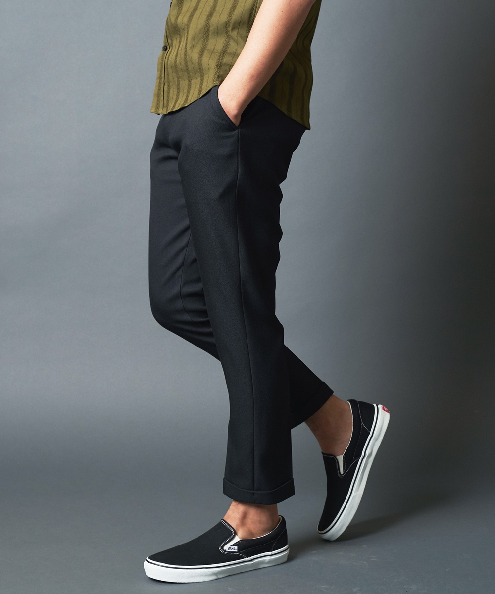 【Magine(マージン)】OLD STA-PRE TWILL TAPERED W PANTS パンツ(2023-12)