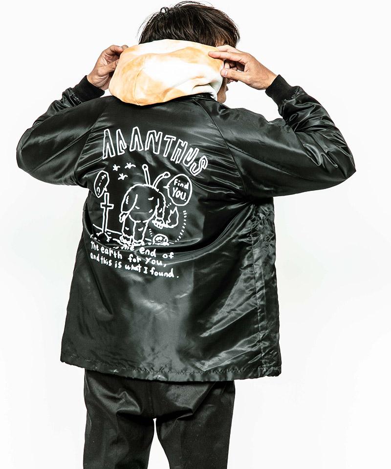 【ACANTHUS(アカンサス)】【予約販売9月上旬~中旬入荷】TOMASON Coach Jakcet コーチジャケット(TM2001)