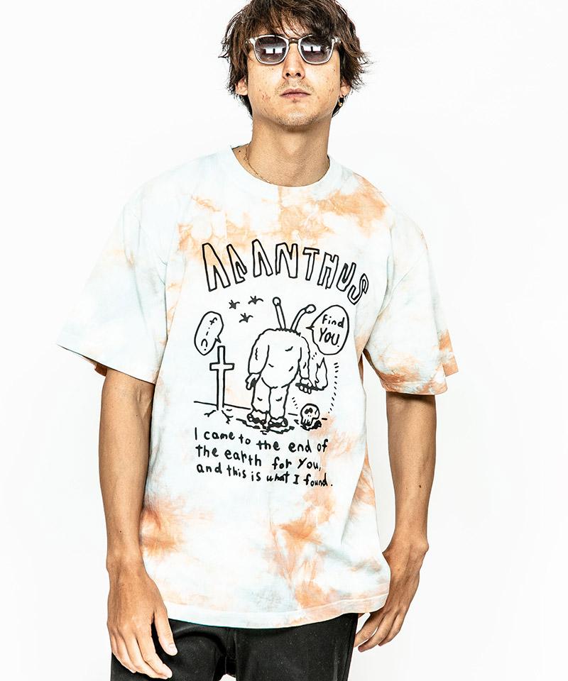 【ACANTHUS(アカンサス)】【予約販売8月上旬~中旬入荷】TOMASON Tee Tシャツ(TM2004D)