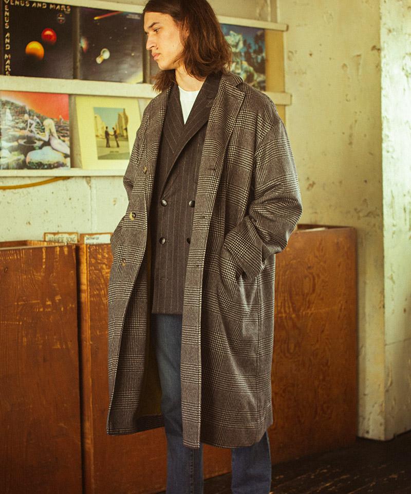 【FACTOTUM(ファクトタム)】【予約販売10月中旬~下旬入荷】W-Ca BritishArmy Single Coat(01030140)