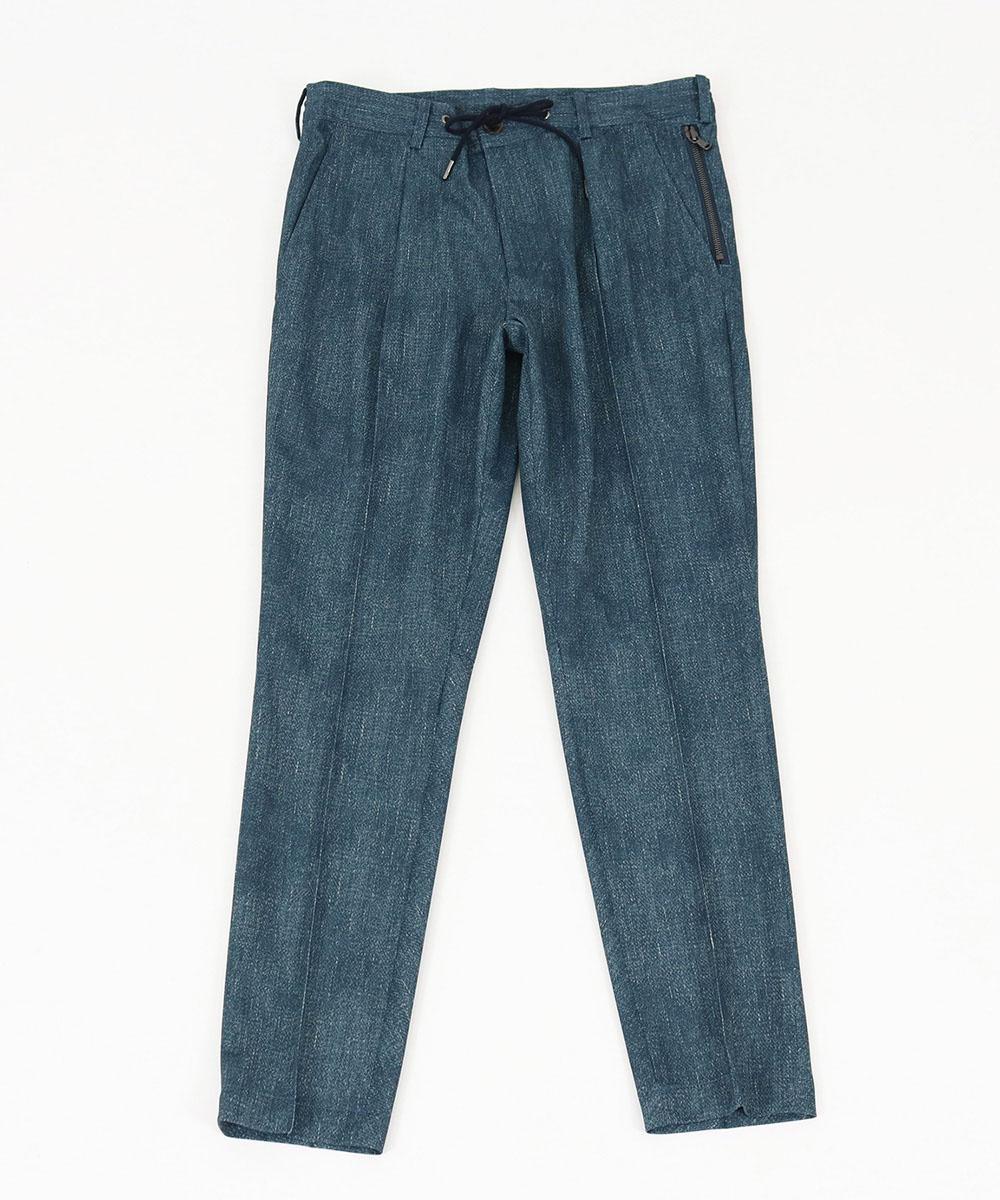 【junhashimoto(ジュンハシモト)】CHUCK TUCK PANTS パンツ(1072010026)