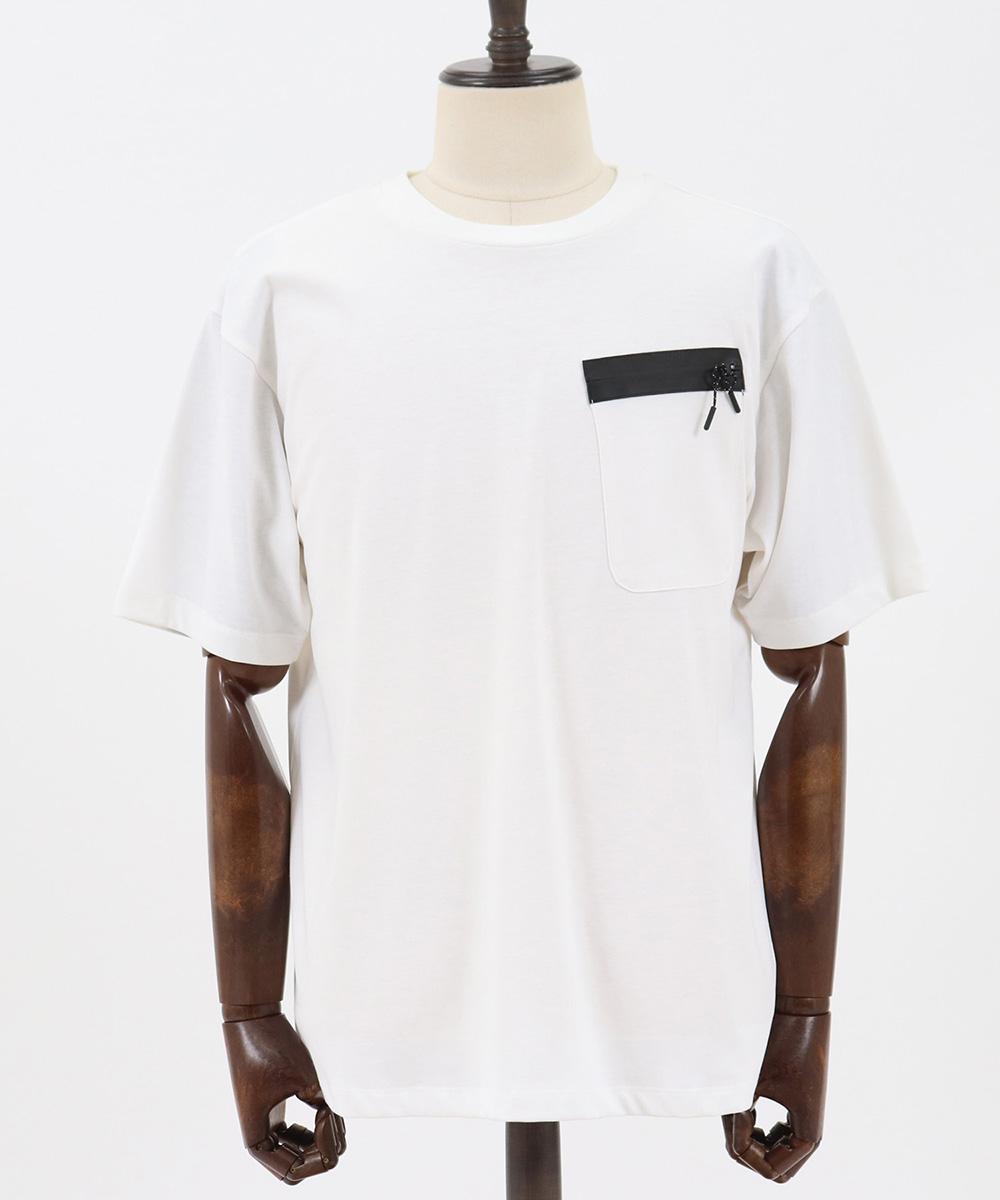 【junhashimoto(ジュンハシモト)】Mr.BIG Tシャツ(1102010027)